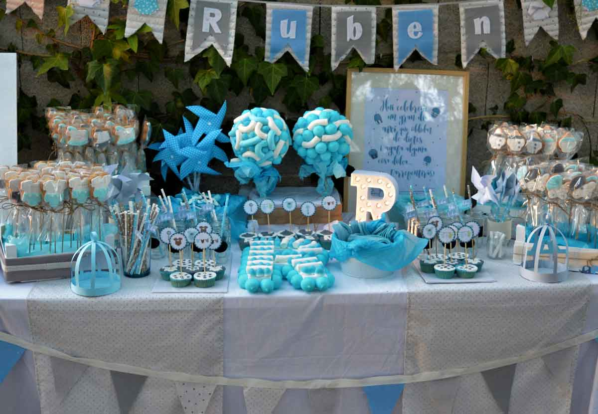 Baby candy Bar Ideas